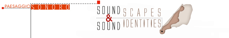 Soundscapes & Sound Identities